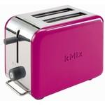 DeLonghi Kmix 2-Slice Toaster, Magenta