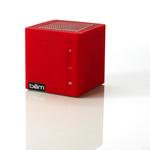 BEM WIRELESS Mobile Bluetooth Speaker - Red