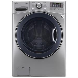 LG 4.3 cu.ft. Ultra Large Capacity TurboWash™ Washer w/Steam