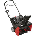 "Craftsman 21"" 123cc* Single Stage Snow Thrower"