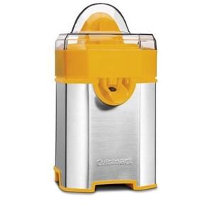 Cuisinart CCJ-500DY Pulp Control Citrus Juicer, Dark Yellow