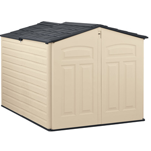 Rubbermaid Resin Slide Lid Shed
