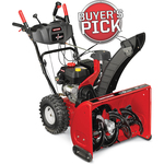 "Craftsman 26"" 208cc* Dual-Stage Snowblower w/ EZ Steer"