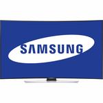 """Samsung 55"""" Class 120 Hz Curved 3D 4K UHD Smart HDTV - UN55HU9000"""