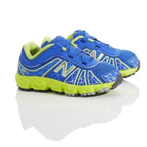 New Balance Toddler Boy's 890 Blue/Neon Green Athletic Shoes