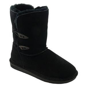 Bearpaw Women's Fashion Boot Abigail - Black