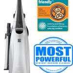 Kenmore Elite Bagged Upright Vacuum Cleaner - Silver