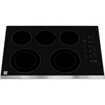 "Kenmore 30"" Electric Cooktop - Stainless Steel"