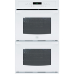 "Kenmore 30"" Self-Clean Double Electric Wall Oven w/ Convection - White"
