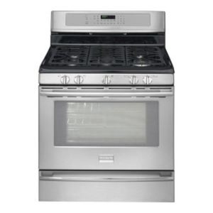 Professional 5.0 cu. ft. Gas Range with Self-Cleaning Oven in Stainless Steel