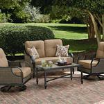 La-Z-Boy Charlotte 4 Piece Seating Set