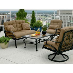 La-Z-Boy Caitlyn 4 Pc. Seating Set