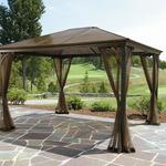 Grand Resort 10X12 Hardtop Gazebo *Limited Availability