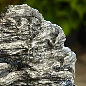 Garden Oasis Rock Fountain *Limited Availability
