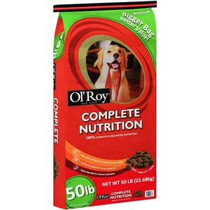 Ol' Roy Complete Nutrition Dry Dog Food