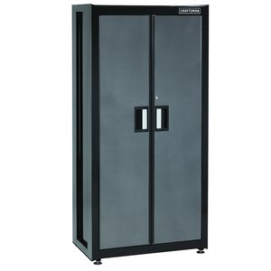 Craftsman Premium Heavy-Duty Floor Cabinet - All Shelves