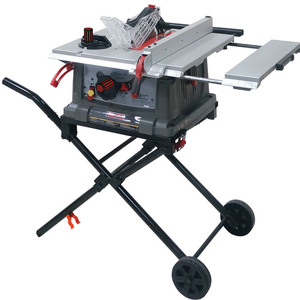 Craftsman 10 portable table saw jt2504rc reviews Portable table saw reviews