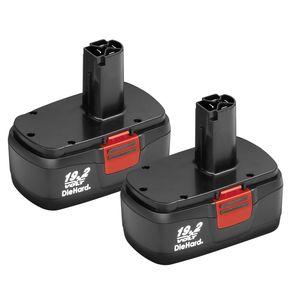 Craftsman C3 19.2 Volt Replacement Batteries (2 pk.)
