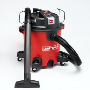 Craftsman Xsp 12 Gallon 5 5 Peak Hp Wet Dry Vac 12006