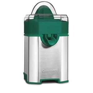 Cuisinart CCJ-500DG Pulp Control Citrus Juicer, Dark Green