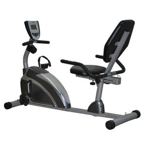 Exerpeutic 900XL Magnetic Recumbent Bike with Pulse