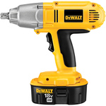 DeWalt 1/2 in. (13mm) 18 V Cordless High-Torque Impact Wrench Kit