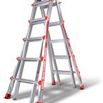 Little Giant Ladders M22 Type 1 Aluminum Ladder