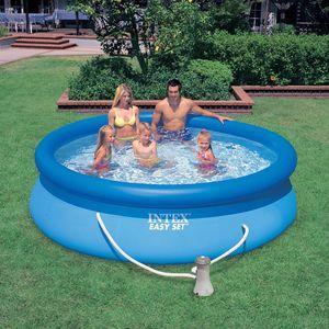 Intex 10ft X 30in Easy Set Pool Package