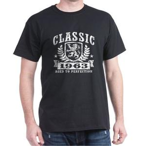 """CafePress Men's Tshirt """"Classic 1963"""" - Online Exclusive"""