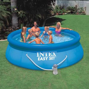 Intex 12Ft X 36In Easy Set Pool Package