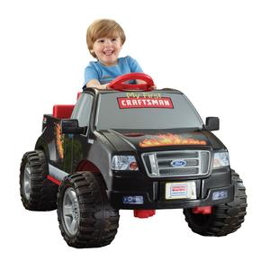Fisher-Price Power Wheels F-150 My First Craftsman Truck
