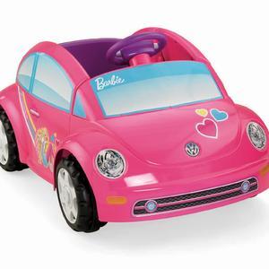 Power Wheels Barbie™ Volkswagen® New Beetle
