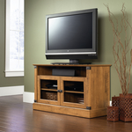 Sauder Registry Row Panel TV Stand