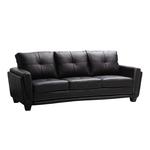 Oxford Creek Black Kendall Low Profile Sofa