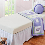 "Night Therapy Memory Foam 5"" Youth Twin Mattress"