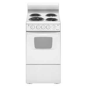 Amana 2.6 cu. ft. Electric Range - White