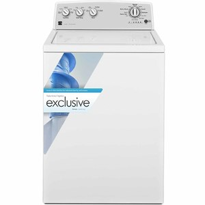 Kenmore 3.6 cu. ft. Top-Load Washer w/ Clean Washer Cycle - White