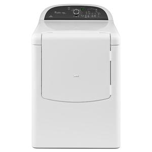 Whirlpool 7.6 cu. ft. Gas Dryer w/ Advanced Moisture Sensing - White