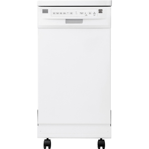 "Kenmore 18"" Portable Dishwasher - White"