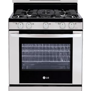 LG 5.4 cu. ft. Freestanding Gas Range
