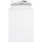 GE 3.9 cu. ft. Top-Load Washer w/ Stainless-Steel Basket - White