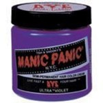 Manic Panic 4oz Semi-Permanent Ultra Violet Hair Dye Purple