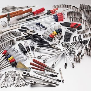 Craftsman 233 pc. Field Technicians Mechanics Tool Set