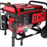 Power Pro Technology 4050 Watt Generator with Wheel Kit- 49 States