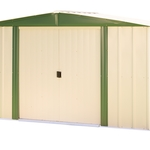 Arrow Buildings Hamlet 8 Ft. x 6 Ft. Storage Building