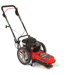 Earthquake Walk Behind High-Wheel String Trimmer