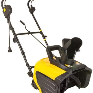 WEN Snowblaster 18-inch Electric Snow Thrower
