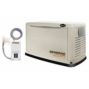Generac 10,000 watt Automatic Standby Generator