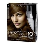 Clairol Perfect 10 by Nice 'n Easy Hair Color, 006G, Light Golden Brown