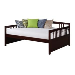 Dorel Home Furnishings Espresso Full Daybed